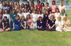 Pledge Class Fall 1989 (part of)
